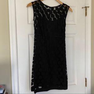 Laundry by Shelli Segal Polka Dot Shift Dress